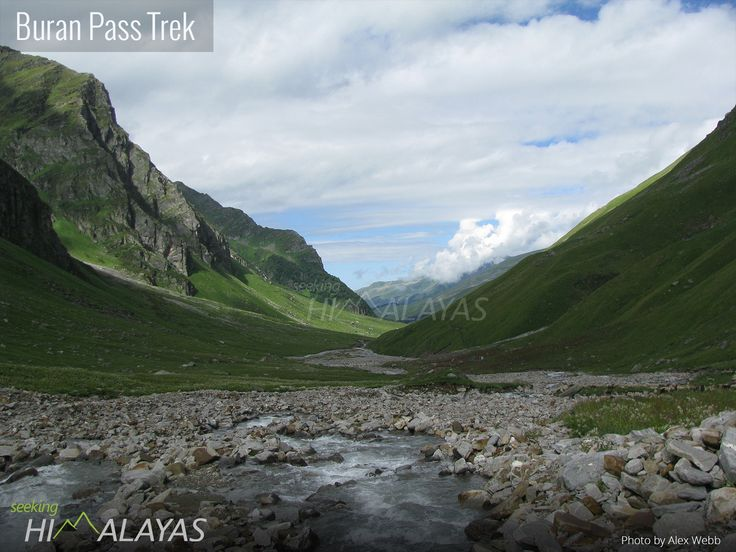 Photograph by our geologist friend Alex Webb , from #Pabaar Valley #trek across #Buran Pass.   http://www.seekinghimalayas.com/treks/buran-pass  This trek was done way back in 2008 when we were not yet formally known by the name 'Seeking Himalayas' . Previously featured as #PhotoOfTHeWeek #7