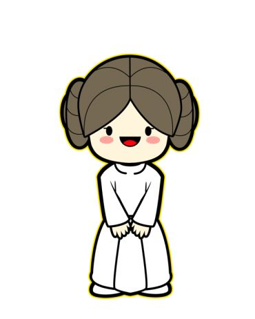 Star Wars Kawaii Saga