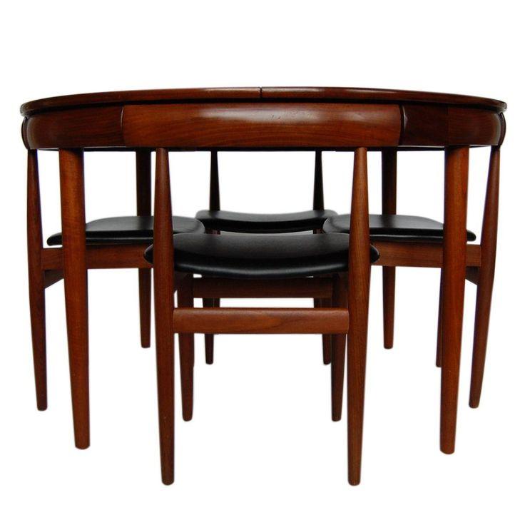 hans olsen frem rojle danish modern dining set on chairishcom banquette pinterest modern dining sets dining sets and modern