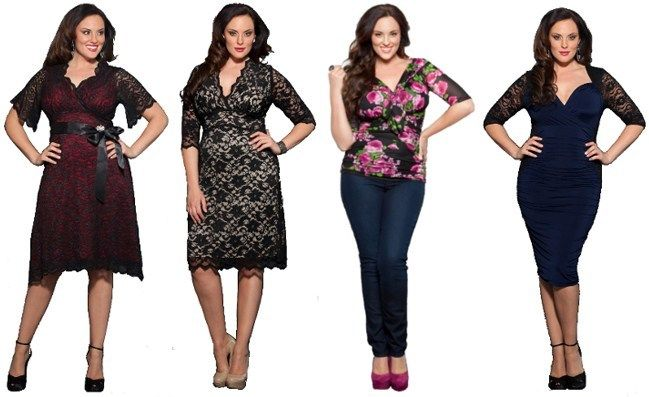 Fool-Proof Fashion Tips for Large Bust Women - Opt for dark colors   #FashionTips