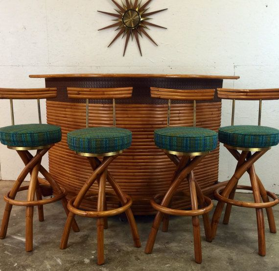 Best 25+ Tiki Bar Stools Ideas On Pinterest