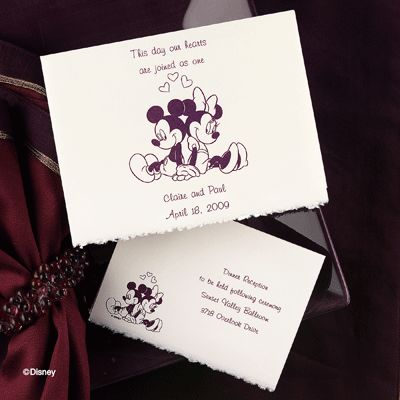 103 best disney wedding invites images on pinterest, Wedding invitations