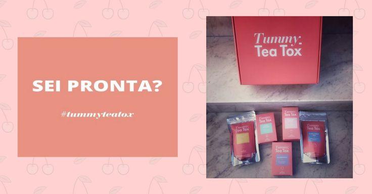 Resta in forma con il programma di Tummy Tea Tox In vista dell'estate ogni donna vorrebbe sfoggiare un corpo da urlo super allenato ed in forma!! bellezza salute donna blogger