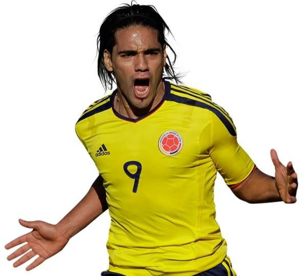 FIFA World Cup 2014 Radamel Falcao Wallpapers, Pictures, Images, Photos