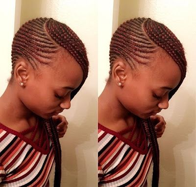 The Beauty Of Side Braids Braid Patterns And Hair Style
