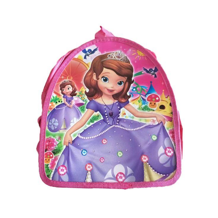 1PCS New School Bags For Kids Cartoon Animals Teenage Girls Children Baby Kindergarten Backpack Book Bag