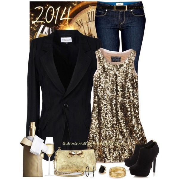 Here Comes 2014 by shannonmarie-94 on Polyvore