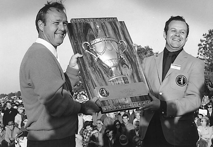 On this day, In 1969 Arnold Palmer wins the 1st Heritage Classic at Harbour Town Links