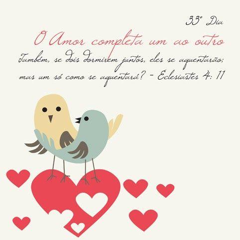 Deus cria o casamento com um homem e uma mulher e os faz um.  E apesar do amor estar disposto a agir sozinho, se necessário, é sempre melhor...