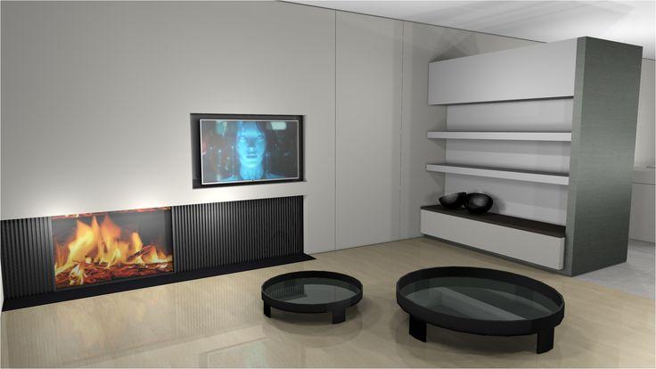 woonkamer ontwerp