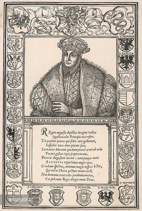 Zygmunt II August Król Polski