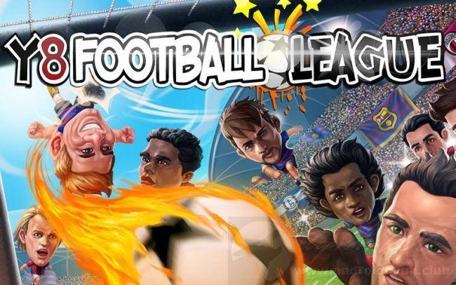 Y8 Football League V1 2 0 Mod Apk Money Hacks Football League League Football