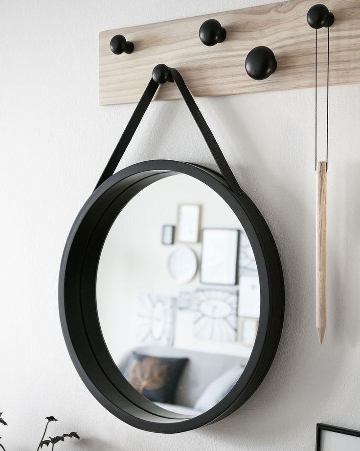 aan kapstok spiegel | JYSK
