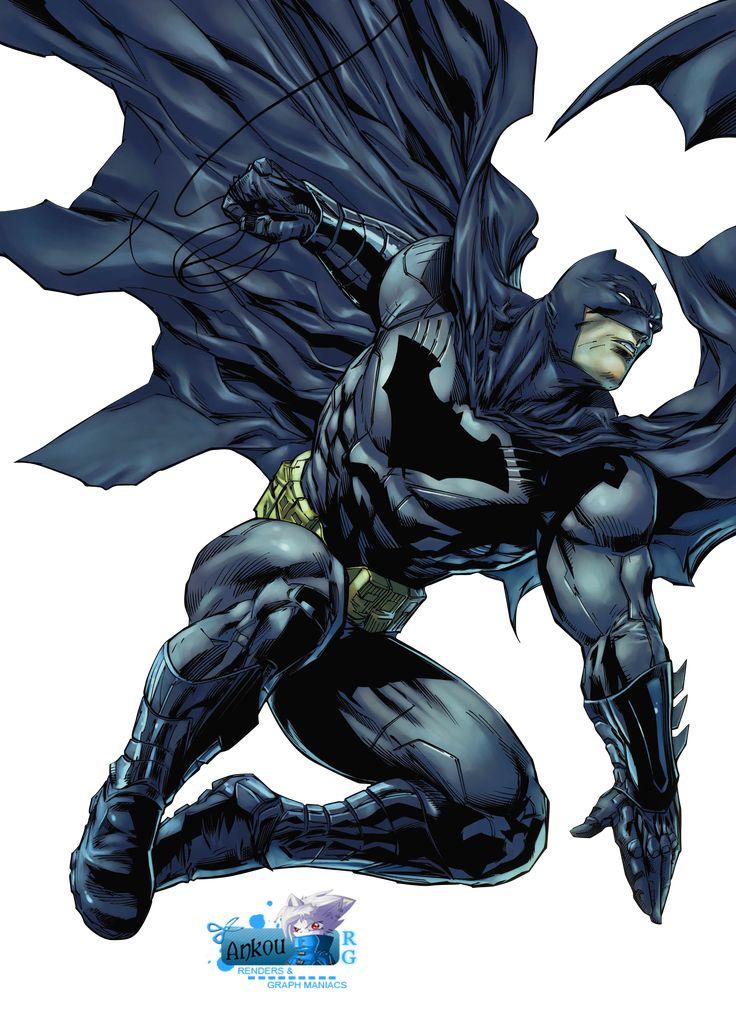 Render DC Comics - Renders Batman DC Comics