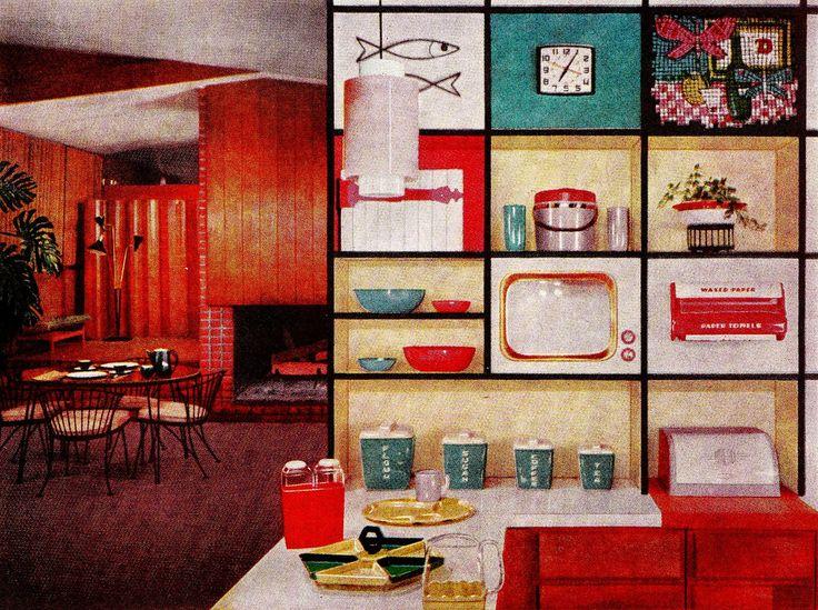 Atomic Age 50's Vintage Delight!