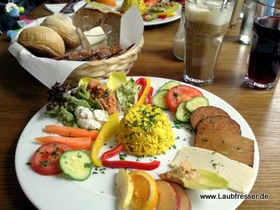 vegane Restaurants in Hamburg