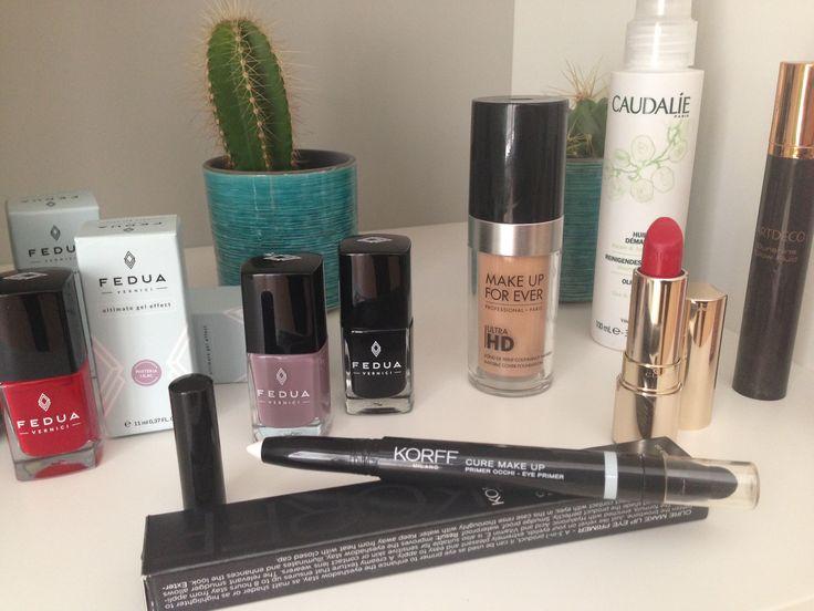 6 prodotti della mia beauty routine del momento | The colours of my closet