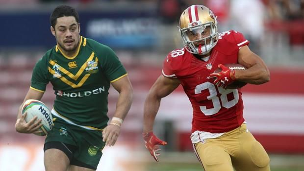 Rugby league reacts to Hayne's NFL achievement