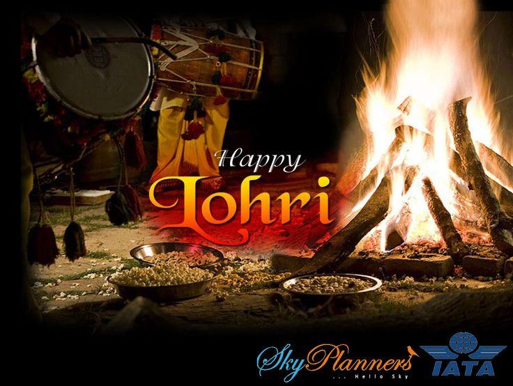 Wishing you a very HAPPY LOHRI...!!