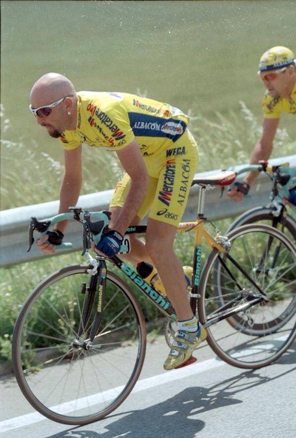#MarcoPantani #PersonalTrainer #bologna #allenamento #sport #bicicletta #bici