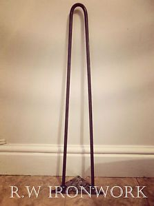 hairpin legs ready for upcycling