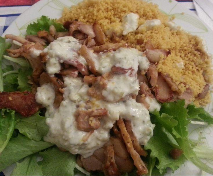 Ricetta Salsa allo yogurt per kebab pubblicata da tatina79 - Questa ricetta è nella categoria Salse, sughi, condimenti, creme spalmabili e confetture