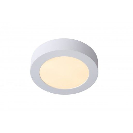 badkamer - Perfect Fit Plafondlamp Rond 18 cm 1 lichts LED by Lucide
