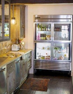 Hello, refrigerator of my dreams.