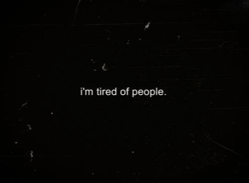 Feeling So Faithless I M Tired Of Being What You Want Me: 25+ Best Ideas About Tired Of People On Pinterest