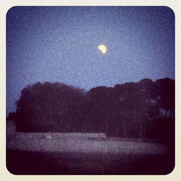 Lunar eclipse ***