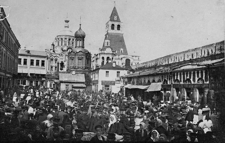 Фотографии старой Москвы (87 ФОТО) - ХРОНИКИ ПОСЛЕДНЕГО РУБЕЖА