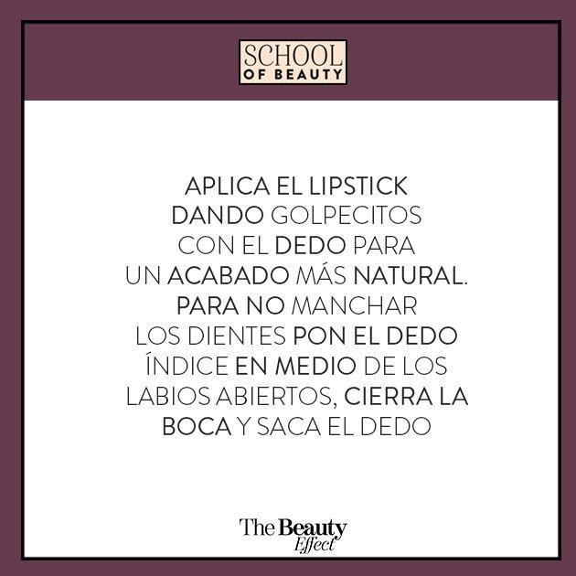 Este fue uno de los #Beautytips que aprendimos en el primer #SchoolOfBeauty ¿Listas para el que sigue?