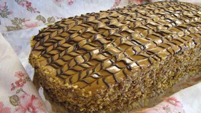 """Торт """"Семистаканник"""" - из разряда дежурных"""": удобные пропорции, простота и быстрота приготовления, а в итоге - нежный, воздушный и очень вкусный бисквит"""