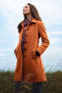 Lands' End Women Catalogs | lands end wool coat