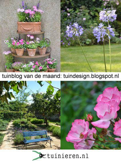 Tuinblog van de maand augustus - tuinieren.nl - Garden blog of the month