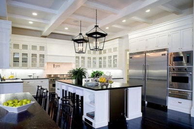 This kitchen makes my heart flutter