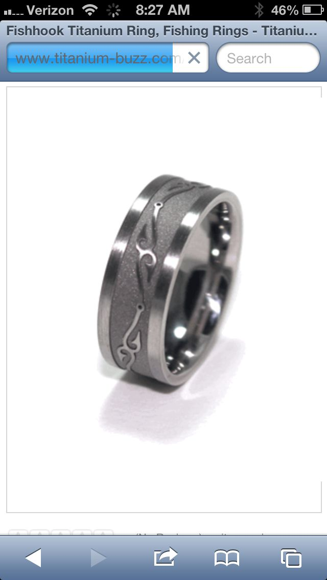 41 best stuff for my mr for Fish hook wedding band