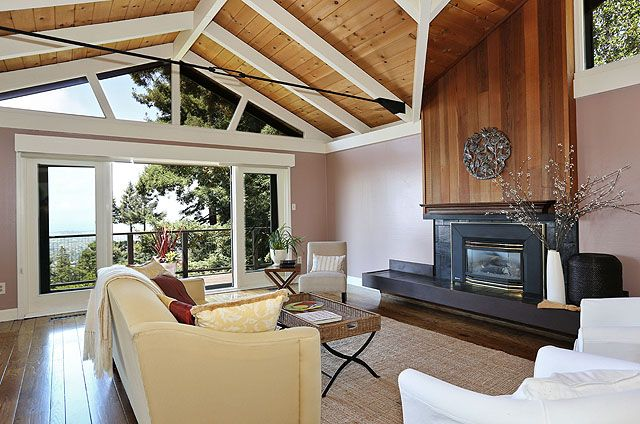 1970 S Contemporary Vaulted Ceilings Amp Stylish Updates