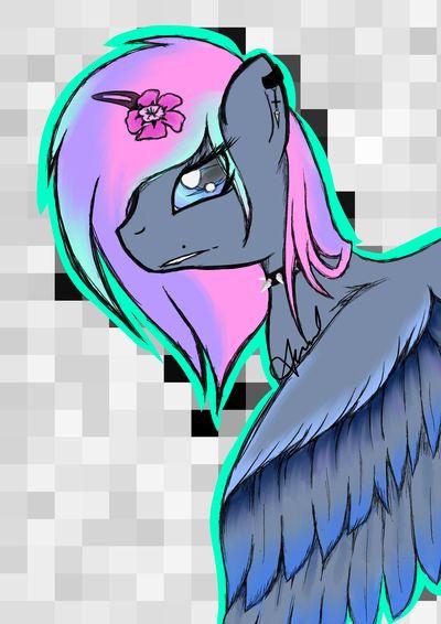 Kawaii Pastel Goth My Little Pony Pastel Goth Anime
