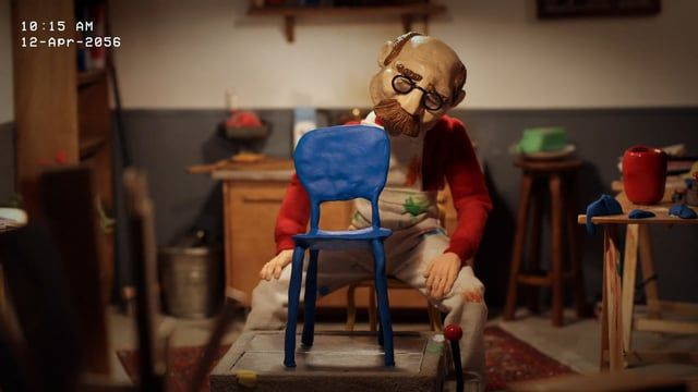 A short animation to celebrate the 50th anniversary of the CLAY collection By Maarten Baas  Animation by Niels Hoebers