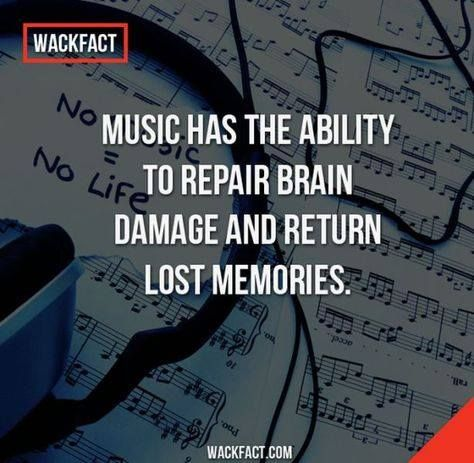 More reasons to listen to music!