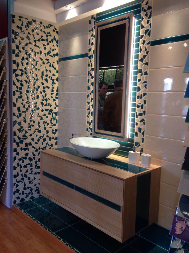 CRAL.le total look bathroom. Acquariodue life style