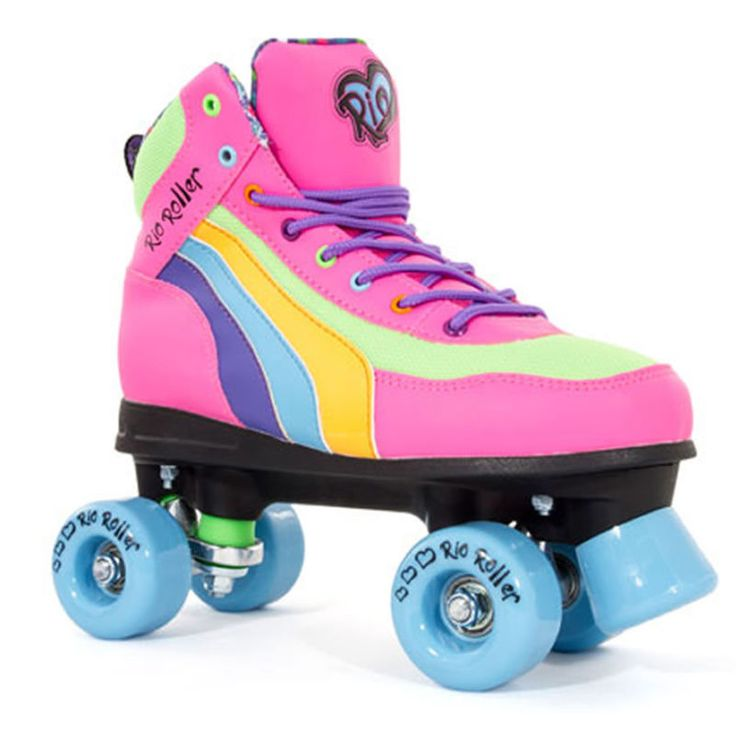 Trend SFR Rio Roller Quad Kids Mens Womens Skates