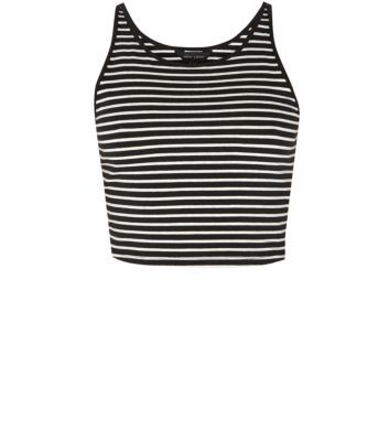 This essential racer vest, in a classic stripe pattern, is the perfect outfit builder to last throughout the seasons.