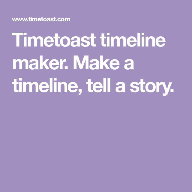 Best  Timeline Maker Ideas On   Online Timeline Maker
