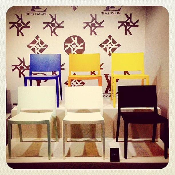 Salone 2013   Lizz chair: new look for a diva #kartellgalleria #mdw13 #milandesignweek