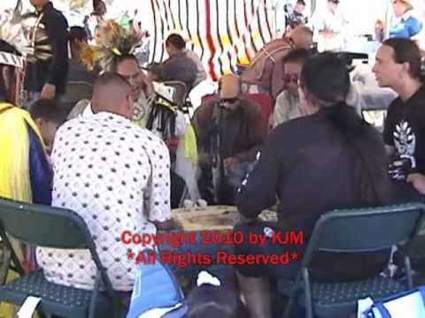 Pow Wow Native American Indian Drum Music