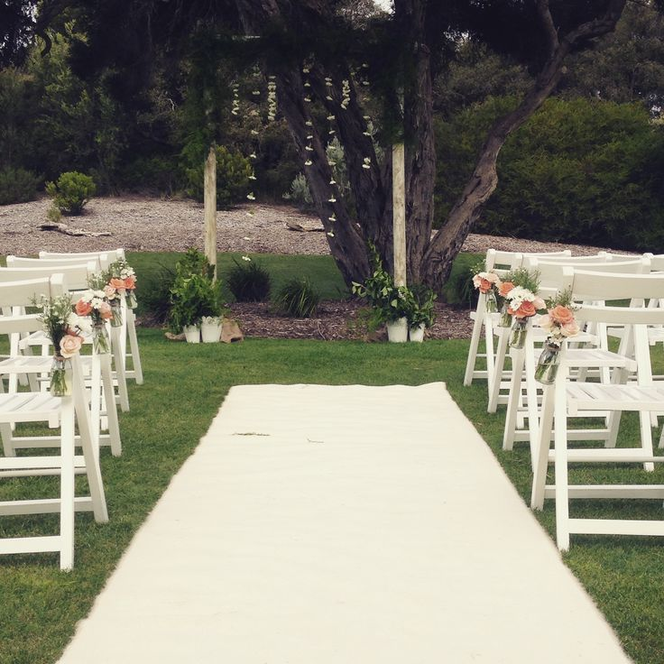Recreation Lawn @ Peppers Moonah Links Resort - Ceremony