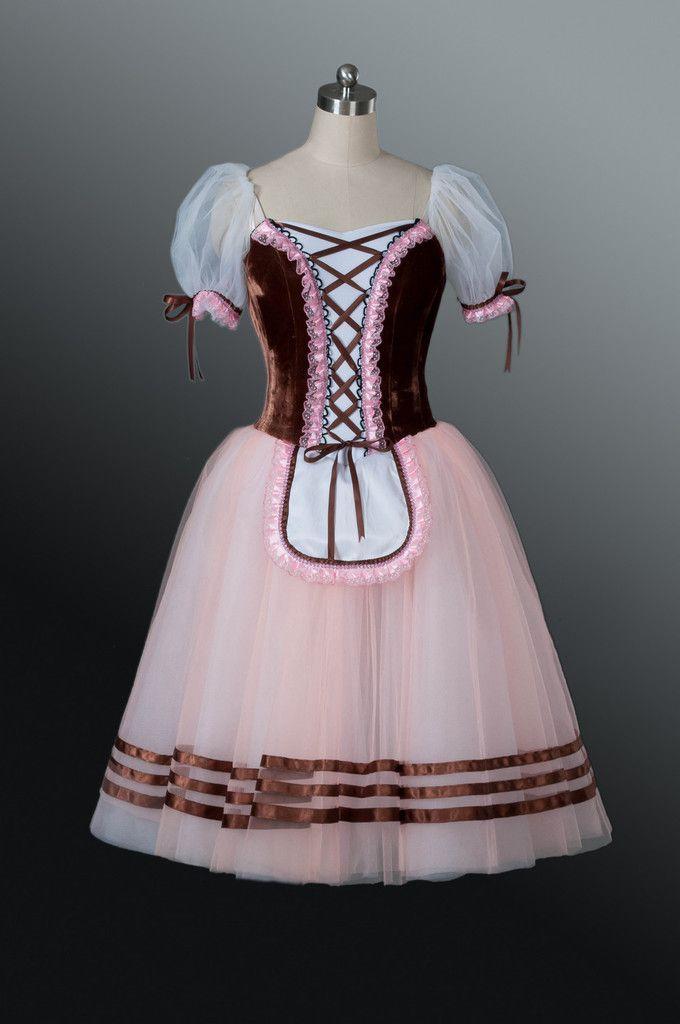 La Fille Mal Gardee | Dancewear by Patricia
