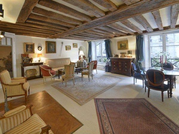 Acheter APPARTEMENT ANCIEN, 100 m², 3 pièces, 75003 PARIS